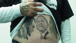 Obama Tattoo 1263